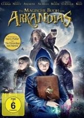 Das magische Buch von Arkandias, 1 DVD