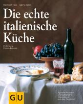 Die echte italienische Küche Cover