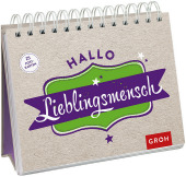Hallo Lieblingsmensch Cover