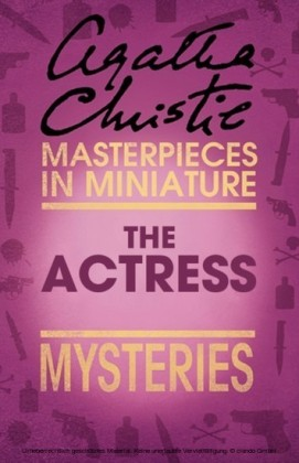 Actress: An Agatha Christie Short Story