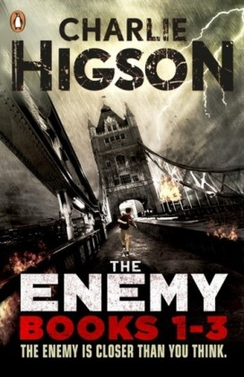 Enemy Series, Books 1-3
