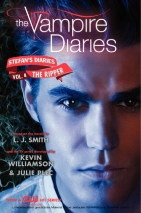 Vampire Diaries: Stefan's Diaries #4: The Ripper