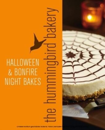 Hummingbird Bakery Halloween and Bonfire Night Bakes: An Extract from Cake Days