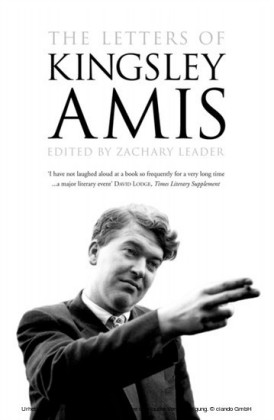 Letters of Kingsley Amis