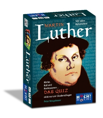 Martin Luther - Das Quiz (Spiel)