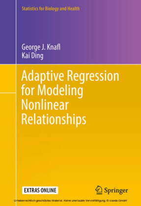 Adaptive Regression for Modeling Nonlinear Relationships