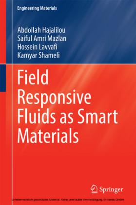 Field Responsive Fluids as Smart Materials