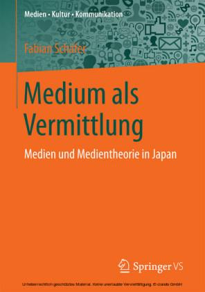 Medium als Vermittlung