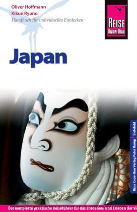 Reise Know-How Japan: Reiseführer für individuelles Entdecken