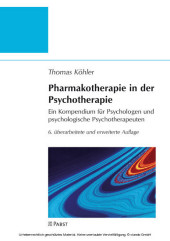 Pharmakotherapie in der Psychotherapie