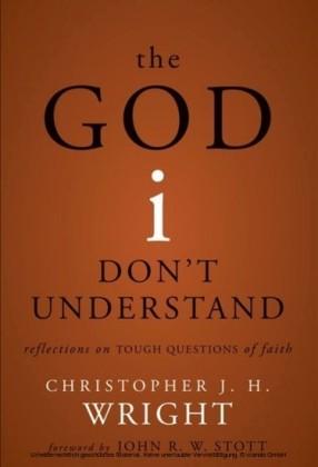 God I Don't Understand