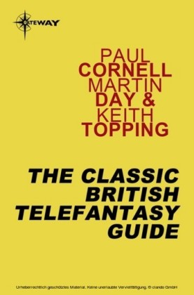 Classic British Telefantasy Guide
