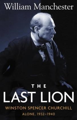 Last Lion: Volume 2