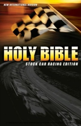 NIV, Holy Bible: Stock Car Racing, eBook