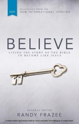 NIV, Believe, eBook