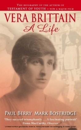 Vera Brittain: A Life