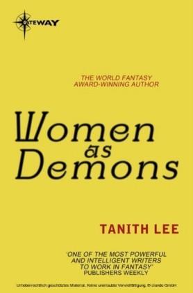 Women as Demons