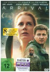 Arrival, 1 DVD