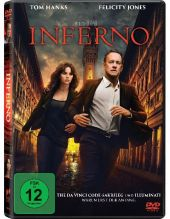 Inferno, 1 DVD Cover