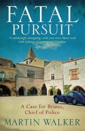 Fatal Pursuit Cover