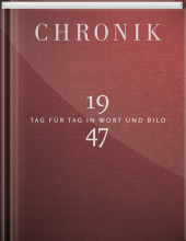 Jubiläumschronik 1947 Cover