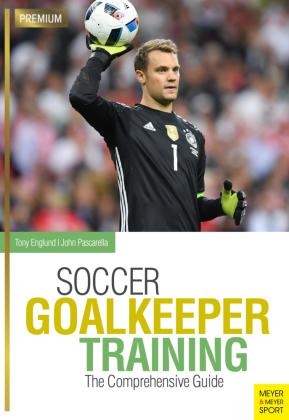 Soccer Goalkeeper Training