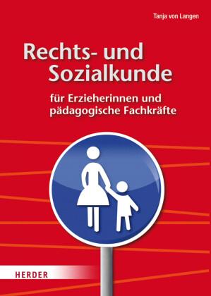 Rechts- und Sozialkunde für Erzieherinnen und pädagogische Fachkräfte
