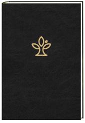Die Bibel. Einheitsübersetzung, Lederausgabe schwarz Cover
