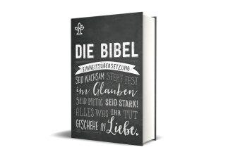 Die Bibel. Einheitsübersetzung, m. Sonderseiten für junge Menschen.