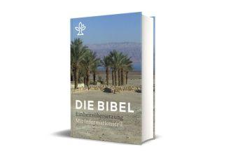 Die Bibel. Einheitsübersetzung, mit Informationsteil