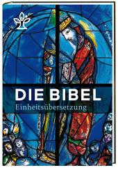 Die Bibel. Einheitsübersetzung Mit Bildern von Marc Chagall Cover