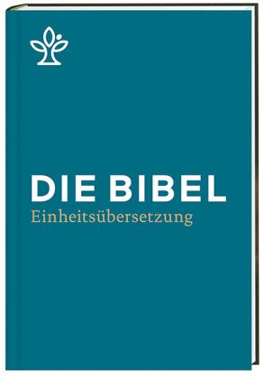 Die Bibel. Einheitsübersetzung, kompakt, petrol