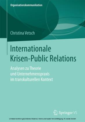 Internationale Krisen-Public Relations