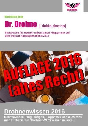 Dr. Drohne - Basiswissen 2016