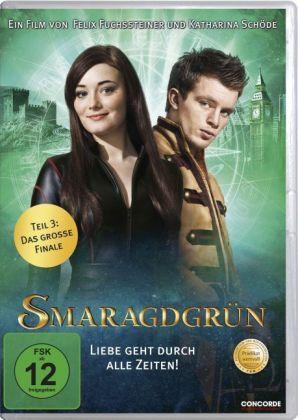 Smaragdgrün, 1 DVD