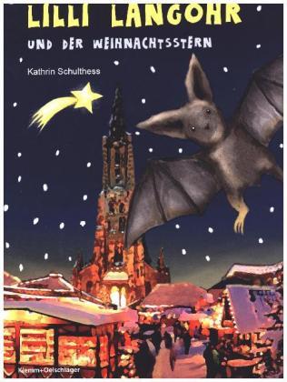 Lilli Langohr und der Weihnachtsstern
