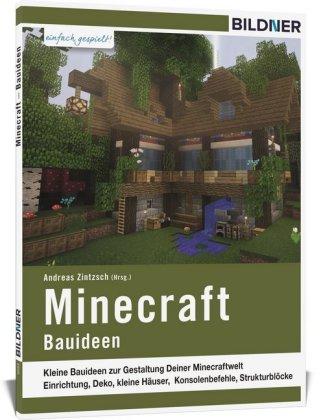 Minecraft Bauideen Shop Mediengruppe Deutscher Apotheker Verlag - Minecraft hauser leicht nachbauen