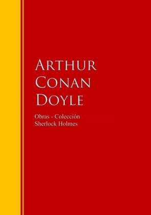 Obras - Colección de Sherlock Holmes
