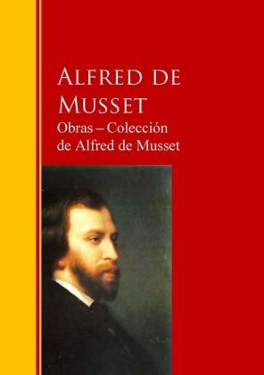 Obras ? Colección de Alfred de Musset