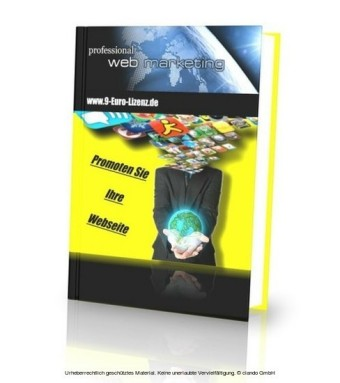 Web Marketing - Promoten Sie Ihre Webseite