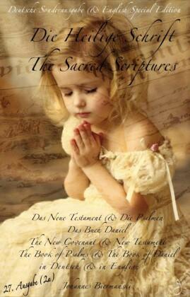 Die Heilige Schrift - The Sacred Scriptures