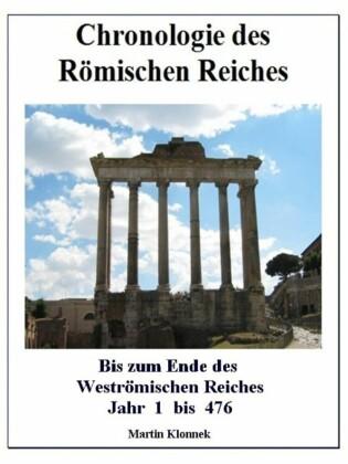 Chronologie des Römischen Reiches
