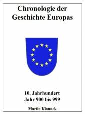 Chronologie Europas 10
