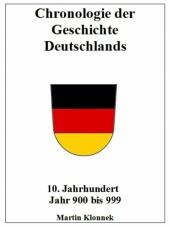 Chronologie Deutschlands 10