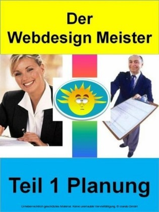 Der Webdesign Meister - Teil 1 Planung