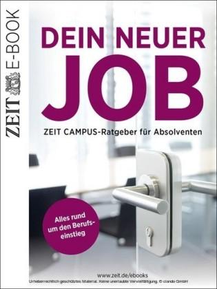 Dein neuer Job