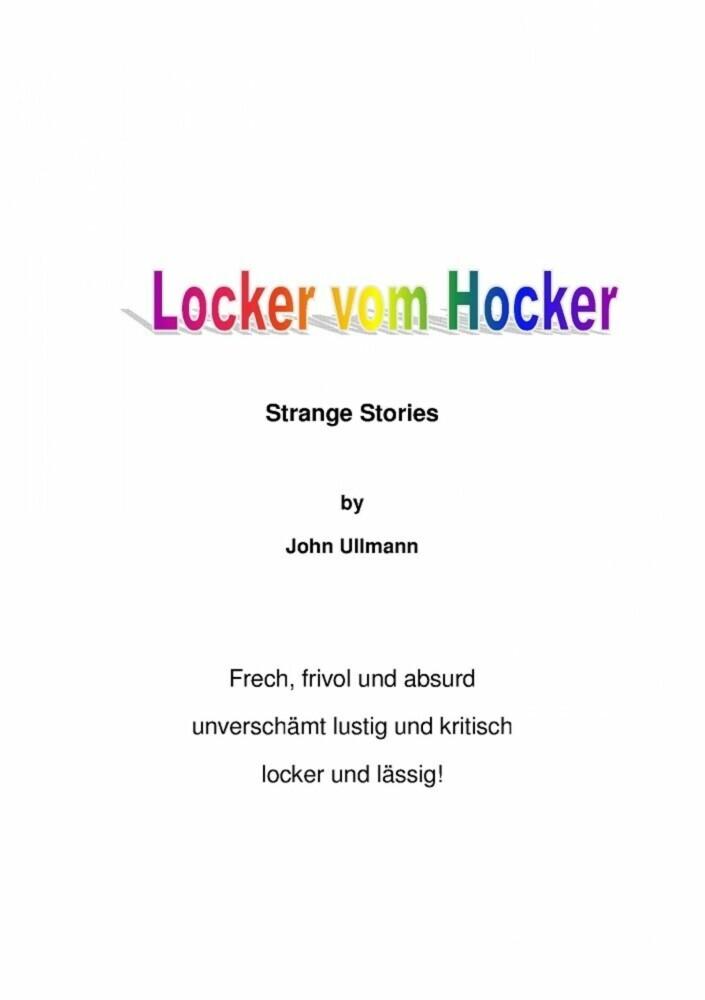 Locker vom Hocker (eBook) | HOFER life