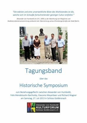 Tagungsband über das Historische Symposium