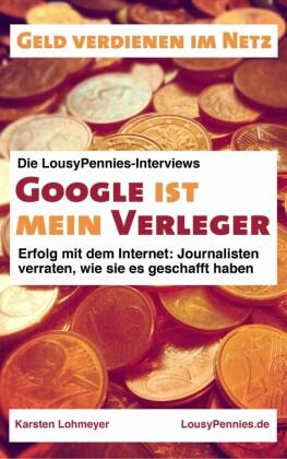 Google ist mein Verleger