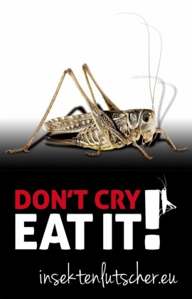 Don't cry. Eat it!